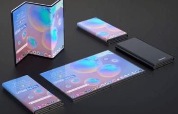 Así será el Samsung Galaxy Fold Lite, un plegable más barato que recorta en diseño y características