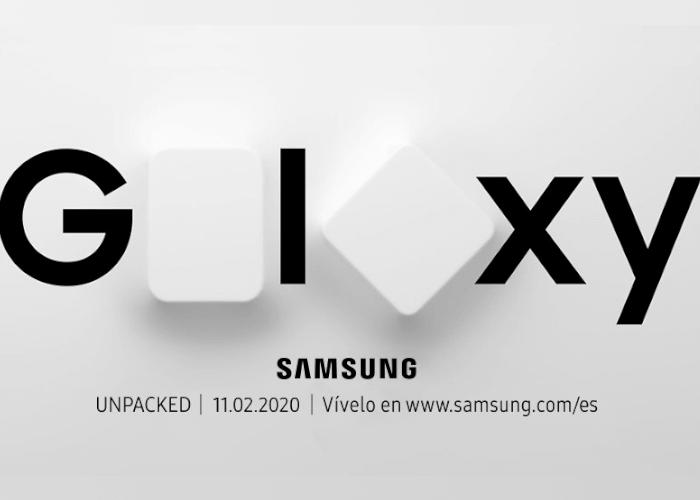 Cómo ver Galaxy Unpacked Samsung Galaxy S20
