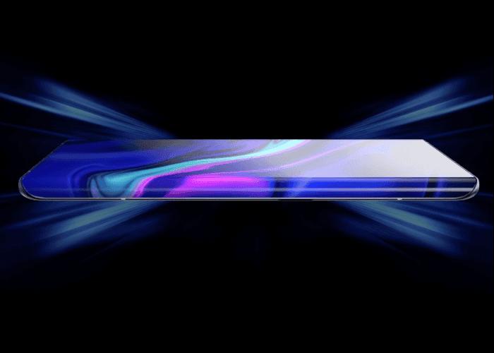 Vivo Apex 2020 pantalla