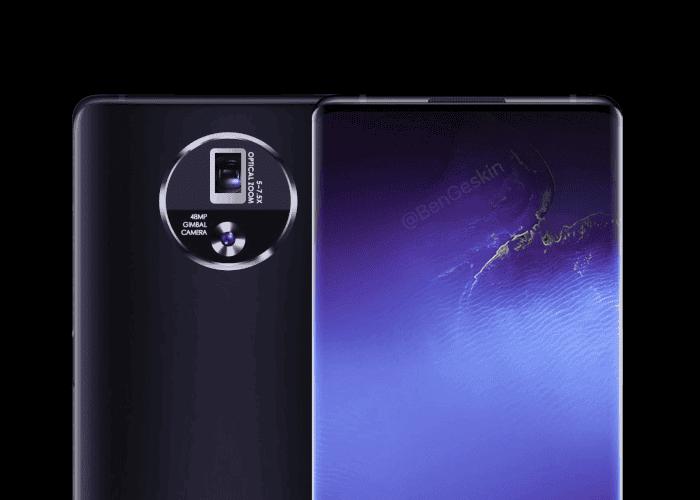 El Vivo Apex 2020 será el primer móvil con zoom óptico variable