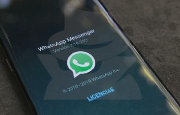 Tus conversaciones de WhatsApp podrían no ser privadas gracias a la búsqueda de Google