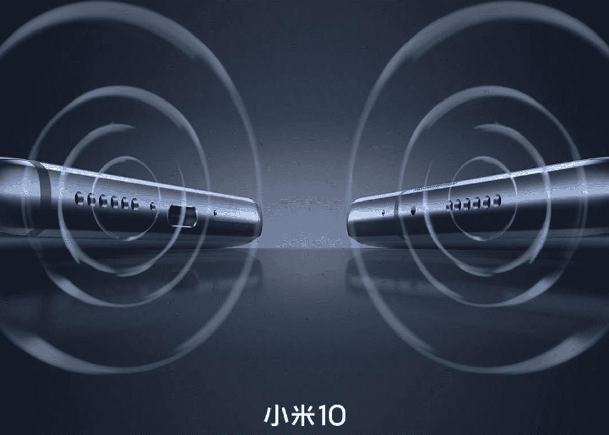 Xiaomi Mi 10 sonido