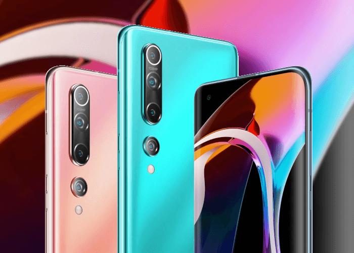 Ya puedes comprar el Xiaomi Mi 10 y el Mi 10 Pro, junto a más móviles en oferta