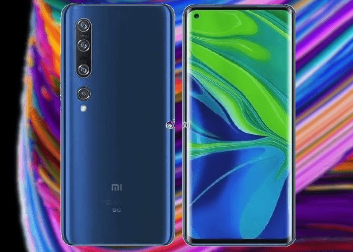 El Xiaomi Mi 10 se presentará la semana que viene