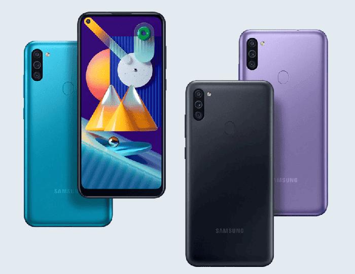 El Samsung Galaxy M11 es oficial: gran pantalla y gran batería a bajo precio