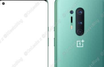 El diseño del OnePlus 8 Pro se deja ver en imágenes oficiales de prensa