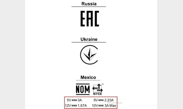 Redmi Note 9 Pro carga