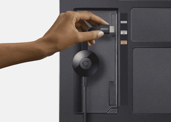 El próximo Chromecast tendrá Android TV y mando a distancia