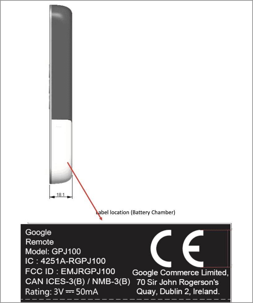 Chromecast control remoto