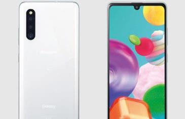 El Samsung Galaxy A41 llega a Europa, versiones y precios