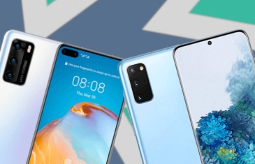 Huawei P40 vs Samsung Galaxy S20 ¿Cuál es más recomendable?