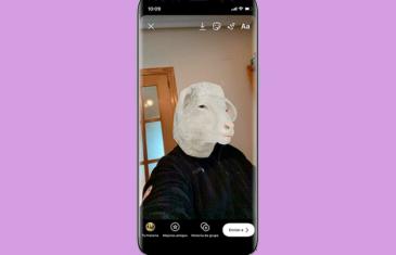 Cómo encontrar más efectos para las historias de Instagram