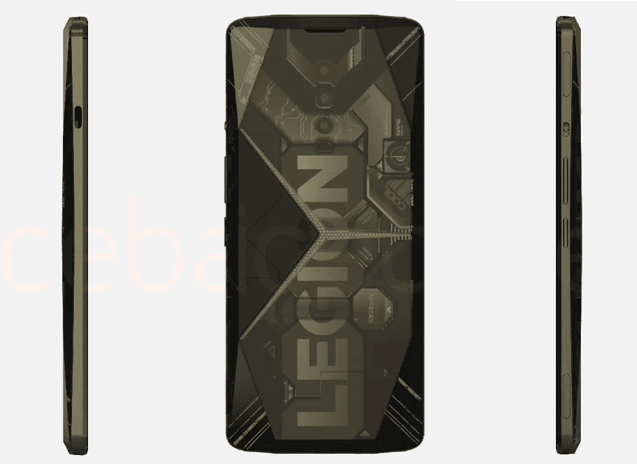 Lenovo Legion phone
