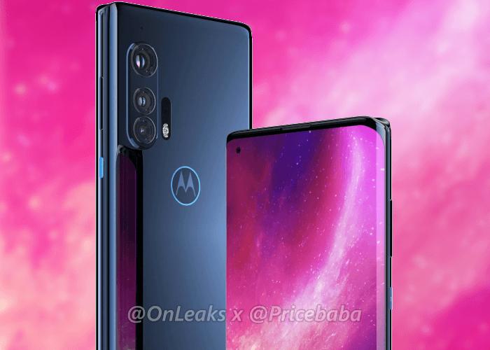 Motorola Edge+: así será su diseño según estos renders de alta calidad