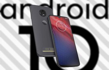 El Motorola Moto Z4 empieza a actualizar a Android 10