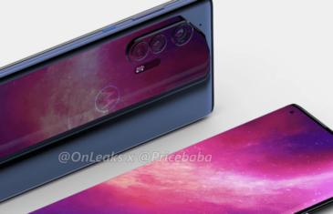 El Motorola Edge será un gama media: SD 765, pantalla 90 Hz y panel tipo cascada