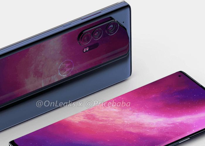 El Motorola Edge+ también tendrá una cámara de 108 megapíxeles
