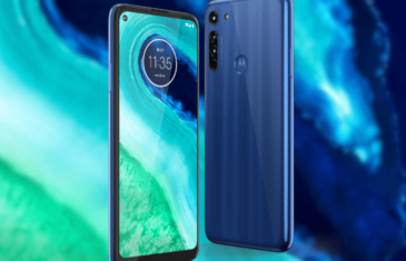 El Motorola Moto G8 es oficial con triple cámara y agujero en pantalla