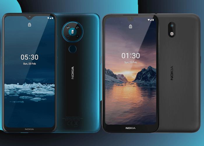 Nokia 5.3 y Nokia 1.3: los nuevos gama media y baja del fabricante nórdico