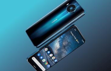 El Nokia 8.3 5G es oficial: un gama media premium que se va de precio