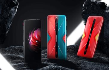 El Nubia Red Magic 5G es oficial con pantalla de 144 Hz