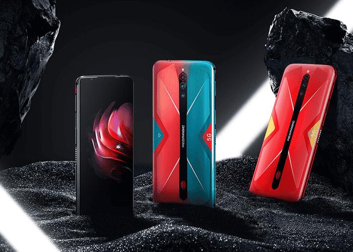 Nubia Red Magic 5G oficial