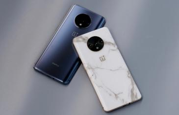 ¿Un OnePlus 7T con acabado en mármol? Podría haber existido