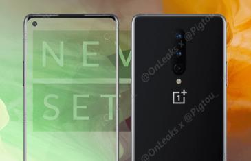 El OnePlus 8 aparece en su primera imagen de prensa
