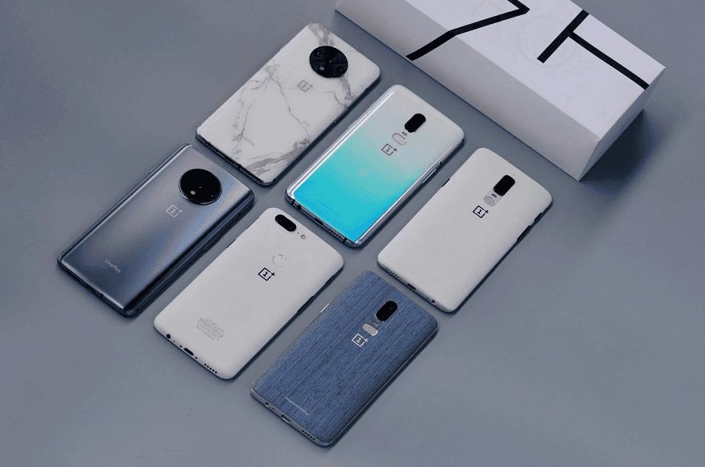 OnePlus diseños