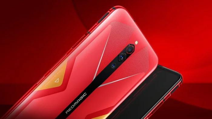 El Nubia Red Magic 5G es oficial: pantalla a 144 Hz, 16 GB de RAM y diseño gamer