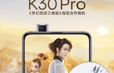 El Redmi K30 Pro Zoom Edition existe y ha pasado por Geekbench