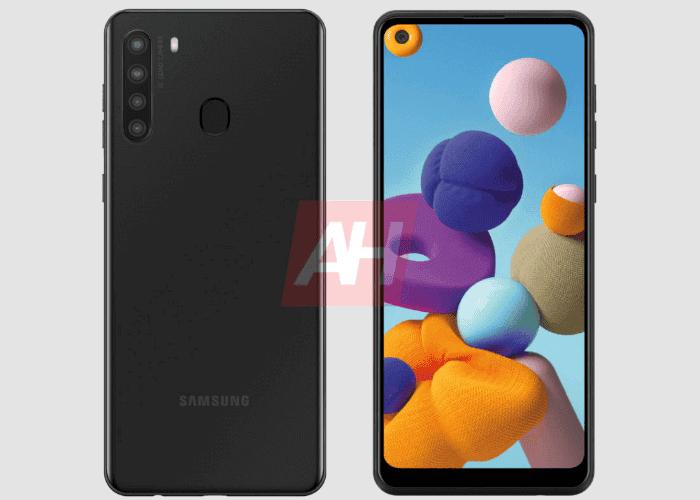 El Samsung Galaxy A21 llegará con procesador MediaTek