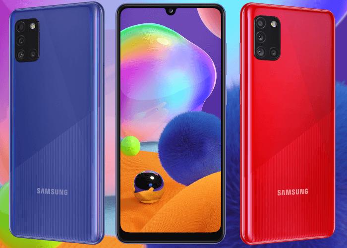 Nuevo Samsung Galaxy A31: características, precio y opiniones