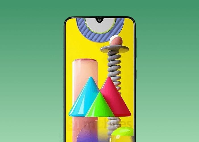 El Samsung Galaxy M21 filtrado en una imagen oficial confirma su diseño
