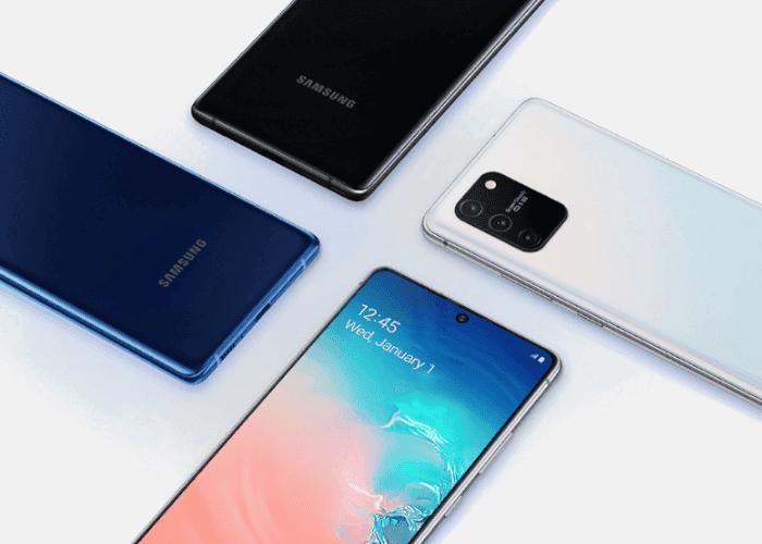 ¿No quieres un Samsung con procesador Exynos? Aprovecha esta oferta del Galaxy S10 Lite