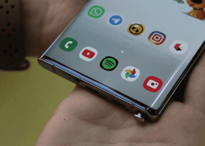 Samsung Galaxy Note 10 Stylus