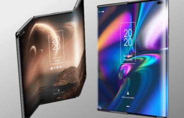 TCL presenta sus prototipos de pantalla enrollable y de doble pliegue