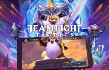 Teamfight Tactics para Android ya disponible en Google Play: de los creadores del LoL