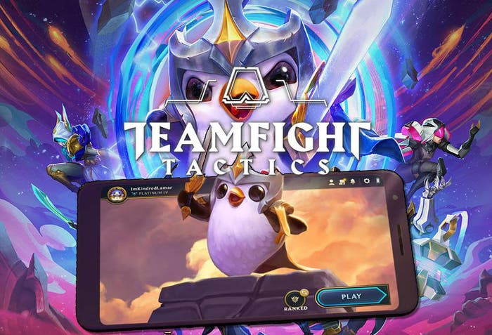 Teamfight Tactics para Android ya disponible en Google Play: de los creadores del LoL