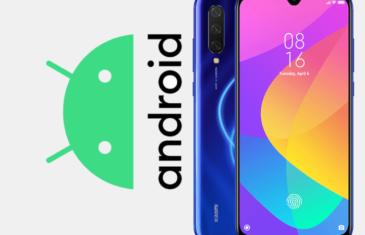 El Xiaomi Mi 9 Lite comienza su actualización a Android 10