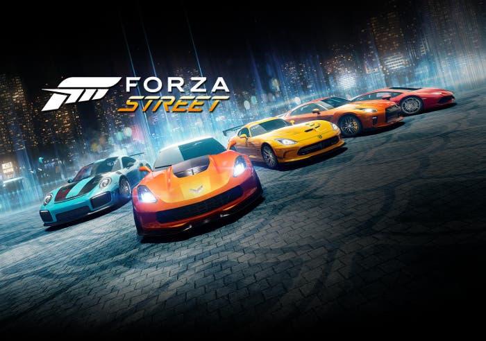 Fecha confirmada para la llegada de Forza Street a Android: el primer juego de Forza para móviles