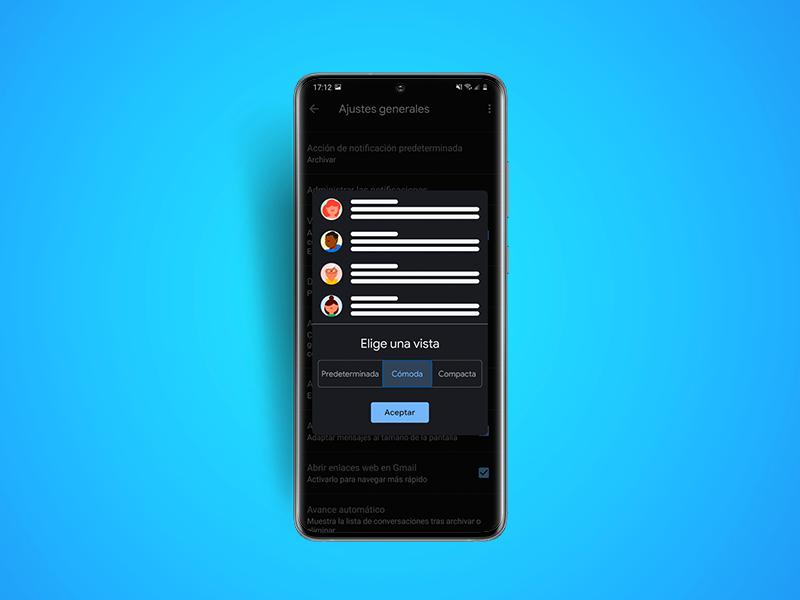 5 ajustes de Gmail para Android que debes conocer sí o sí