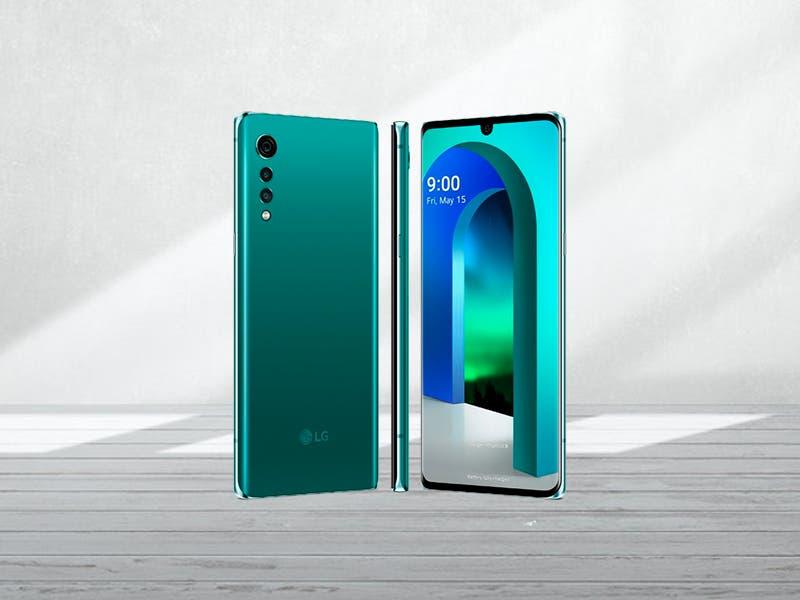 El LG Velvet ya es oficial: un gama media con SD 765 y diseño increíble
