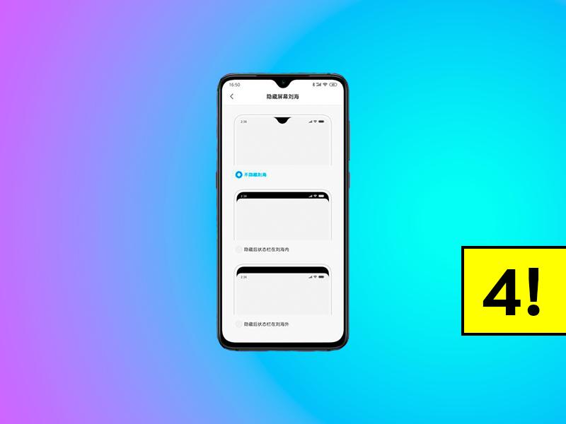 4 aplicaciones que debes instalar en tu móvil con notch