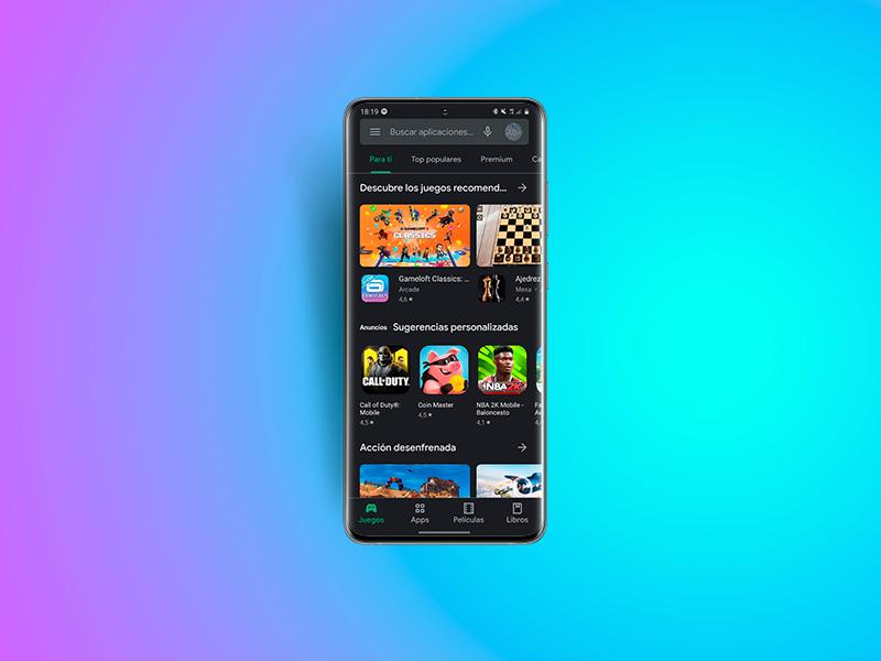 6 ajustes de Google Play Store que deberías configurar