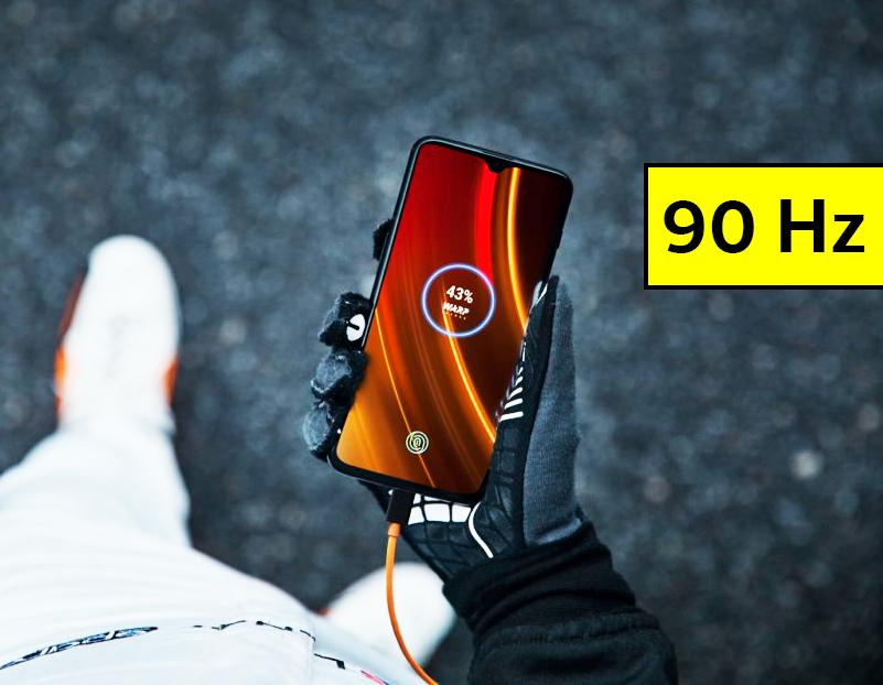4 móviles baratos con tasa de refresco de 90 Hz o más