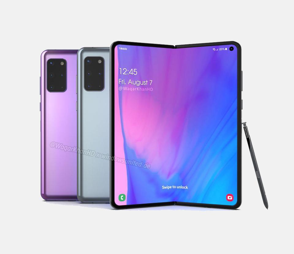 Nuevos detalles del Samsung Galaxy Fold 2: mejora su peor apartado