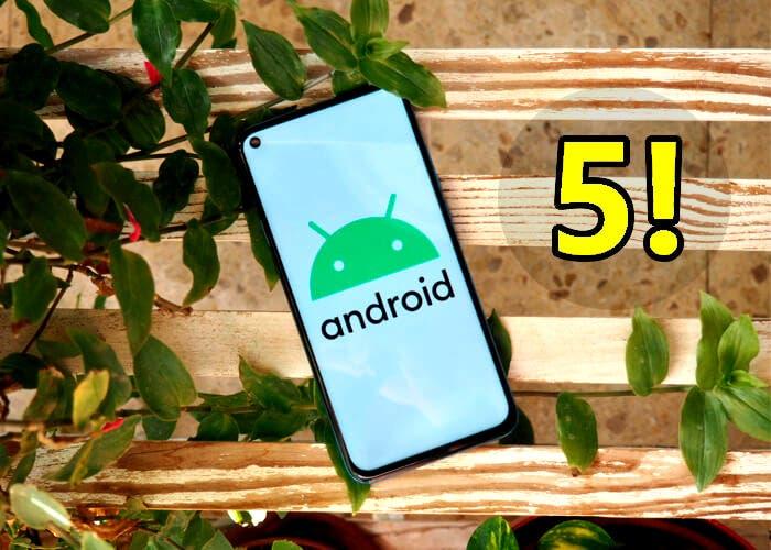 5 cosas sobre Android que no sabías y que debes conocer
