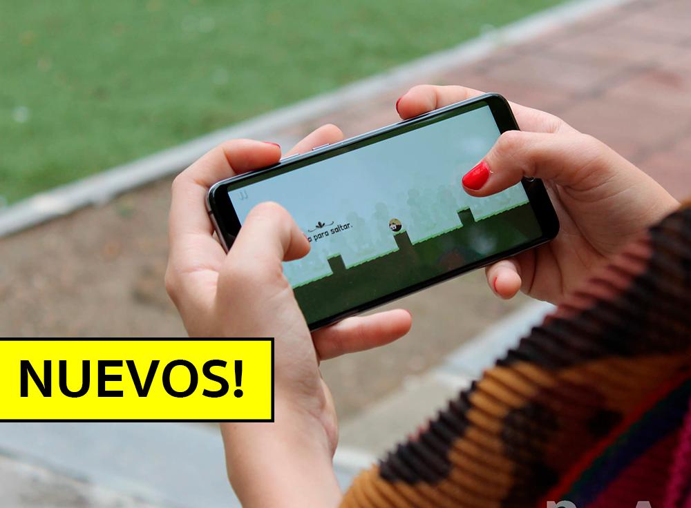 5 juegos gratis y nuevos para Android: Dirt Bike, Recontact London…