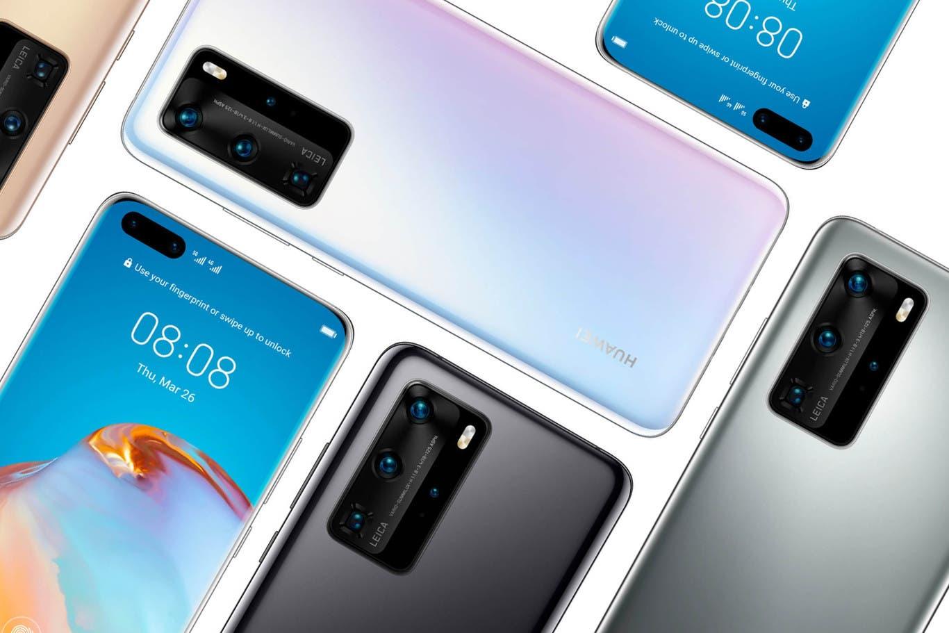 Qwant será el motor de búsqueda de los Huawei P40 en Europa